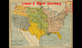 Lewis & Clark Journey
