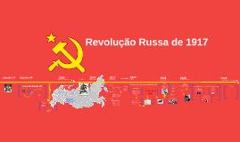 Copy of Revolução Russa de 1917