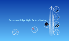 FSI Pavement Edge Light Safety System