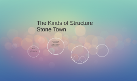 The Kinds of Structure