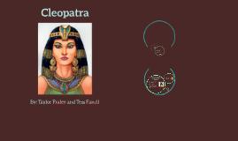 Copy of Cleopatra