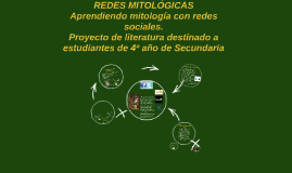 Copy of REDES MITOLÓGICAS