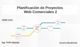 Planificacion de Proyectos Web Comerciales 2