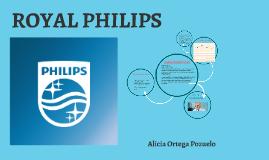 Royal Philips, con sede en los Países Bajos es una empresa d
