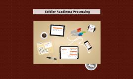 Soldier Readiness Program