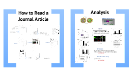 Journal Club 1: How to Read a Journal Article
