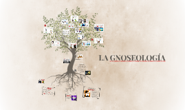 Copy of LA GNOSEOLOGIA