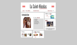 Copy of La Saint-Nicolas