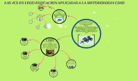LAS 4CS EN LEGO EDUCACION APLICADAS A LA METODOLOGIA CDIO