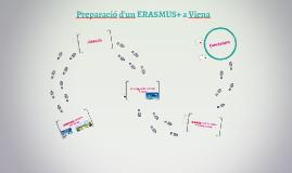 Preparació d'un ERASMUS+ a Viena
