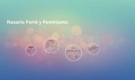 Rosario Ferré y feminismo