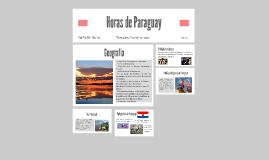 Horas de Paraguay