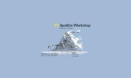EY Spotfire Workshop
