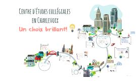 Copy of Centre d'études collégiales en Charlevoix
