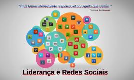 A Liderança e Redes Sociais