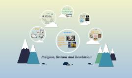 Religion, Reason and Revelation