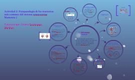 Actividad 2: Fisiopatología de los trastornos más comunes de