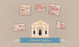 A Relação Jurídica
