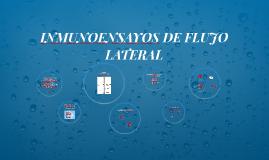 INMUNOENSAYOS DE FLUJO LATERAL