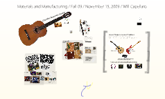 Acoustic Guitar Presentation