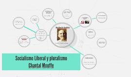 Socialismo Liberal y pluralismo