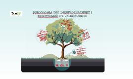 Copy of PSICOLOGIA DEL DESENVOLUPAMENT I MODIFICACIÓ DE LA CONDUCTA