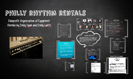 Philly rhythm rentals