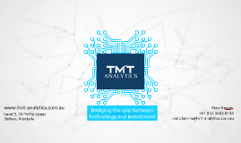 TMT Analytics