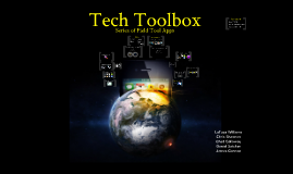 Project 2: Tech Toolbox: Updated