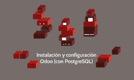Copy of Instalación Odoo + PostgreSQL