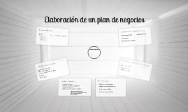 Elaboración de un Plan de Negocios
