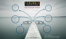 Curso de Introdução teológica -CVC Guarujá
