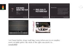 New Brand Marketing Plan - Centennial College
