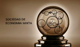 SOCIEDAD DE ECONOMIA MIXTA
