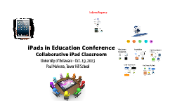 Collaborative iPad Classroom