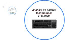 Copy of analisis de objetos tecnologicos