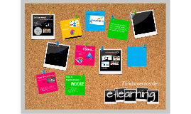 Fundamentos de e-Learning