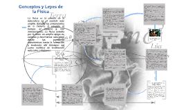 Conceptos y Leyes de la Fisica