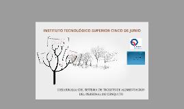 Presentación Proyecto sistema de tickets