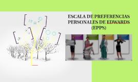 Copy of ESCALA DE PREFERENCIAS PERSONALES DE EDWARDS (EPPS)