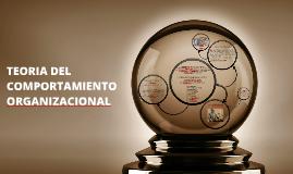 Copy of TEORIA DEL COMPORTAMIENTO  ORGANIZACIONAL  DE HERBERT SIMON