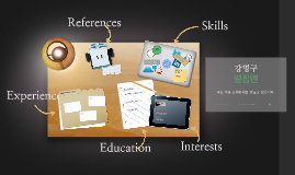 Copy of Desktop Prezumé by MK Kang