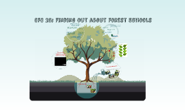 CFC 25: Finding out about Forest Schools