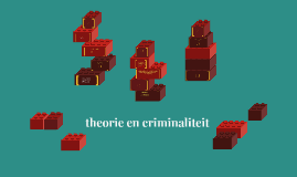 theorie en criminaliteit