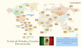 Los Tratados de Libre Comercio celebrados por Mexico, (alcances y limitaciones)