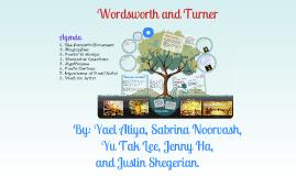 Wordsworth and Turner