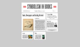 SYMBOLISM IN BOOKS
