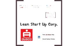 Taller Lean Start Up Corp.