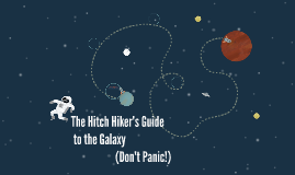 The Hitchikers Guide
