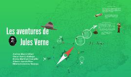 Les aventures de Jules Verne
